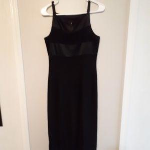 Evening maxi dress.